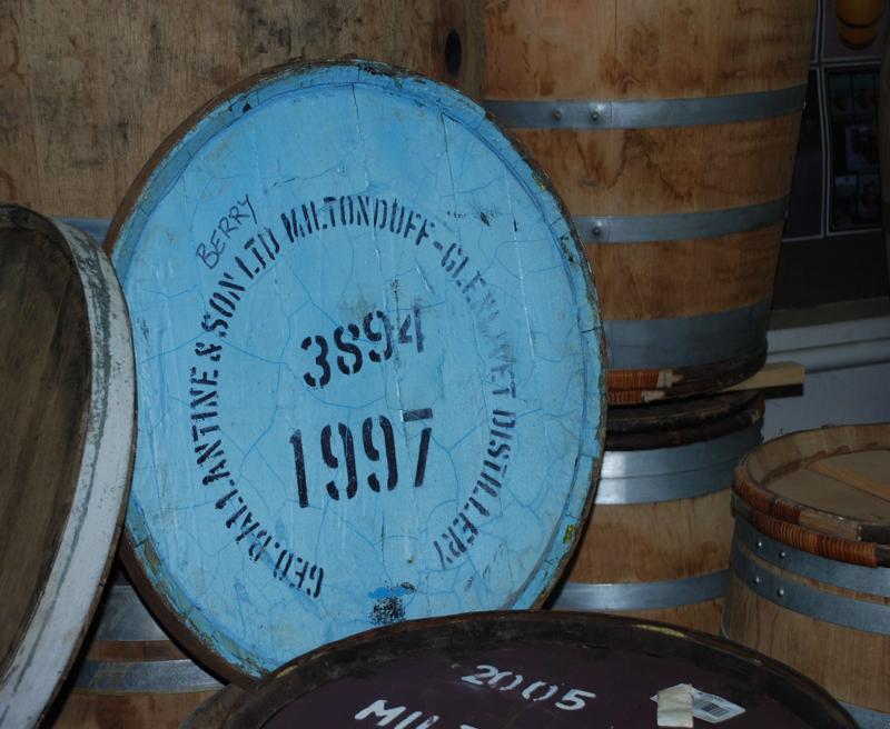 Neues aus Whisky Fässern